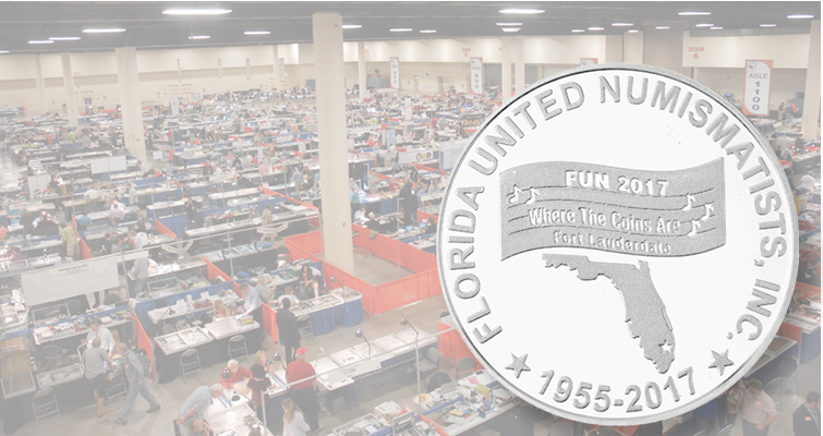 2017 Florida United Numismatists convention in the record books