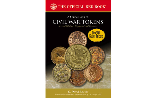 Whitman announces second edition of Civil War tokens book