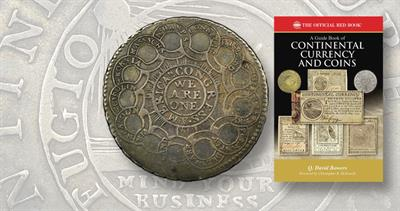 Guide Book of Continental Coins and Currency