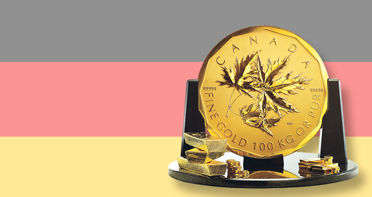 Thieves steal $4 million gold coin from German museum