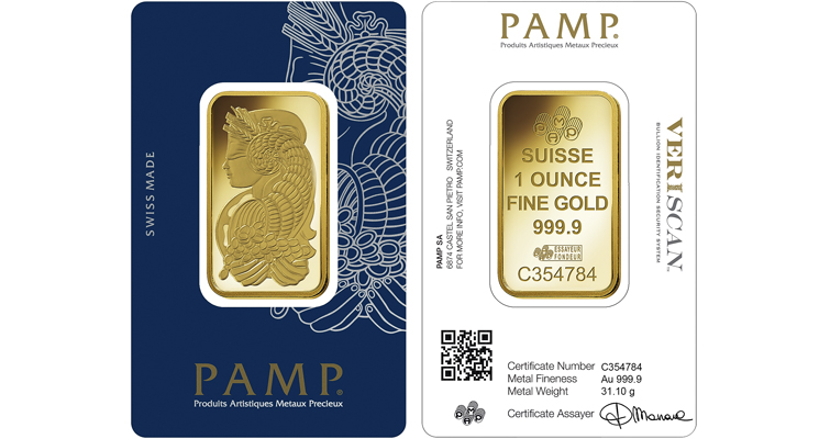 Gold 1-ounce certipamp merged