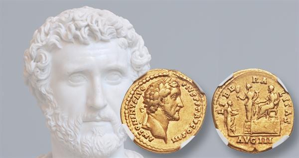 gold-aureus-antoninus-pius-coin-and-statue