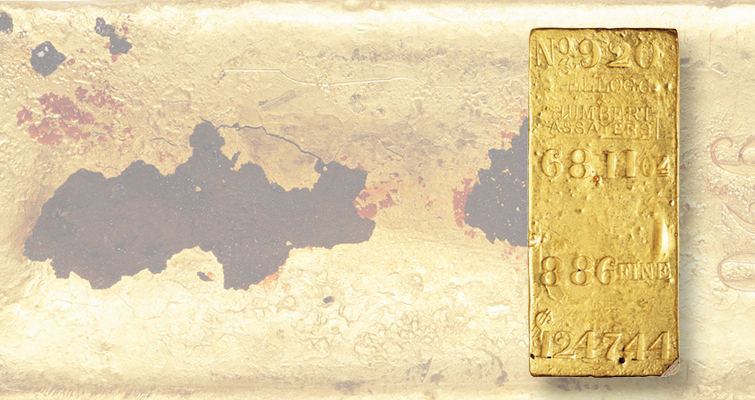 California Gold Rush bar brings $140,400 at Bonhams Los Angeles auction