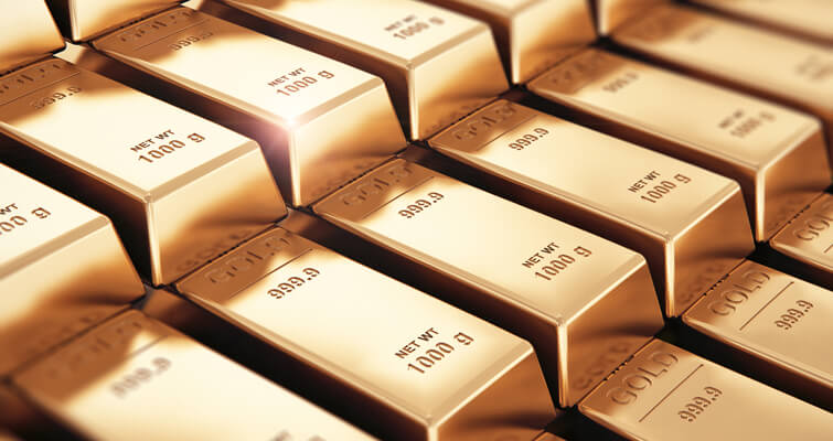 What factors are supporting March's falling gold and silver prices?