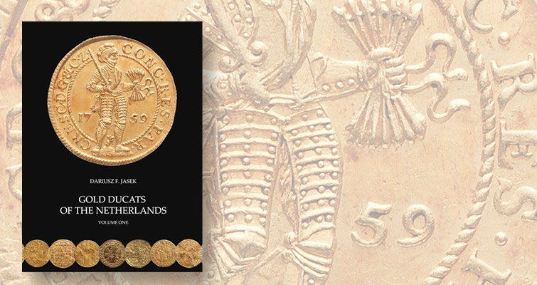 New book offering research into Dutch gold ducat coins debuts