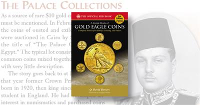 Q David Bowers second edition of A Guide to Gold Eagle Coins