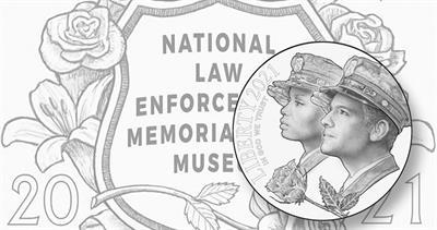 Law Enforcement medal