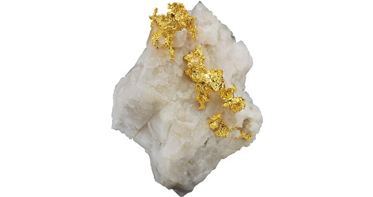 gold-in-quartz