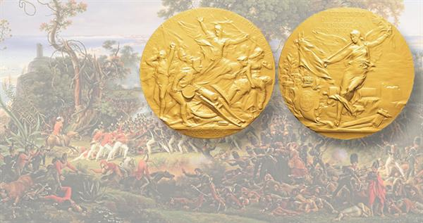 gold-peninsular-campaign-medal-gadoury-auction