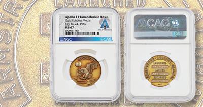 gold-robbins-medal-apollo-11-armstrong-lead