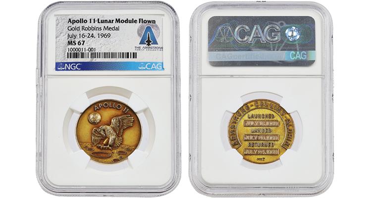 gold-robbins-medal-apollo-11-armstrong