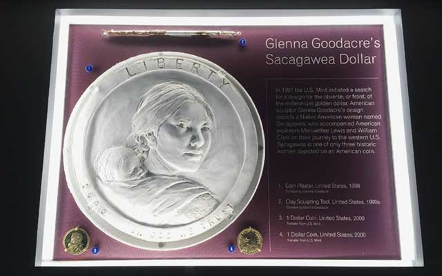 What Numismatic Items Are In The Smithsonian S New Exhibit