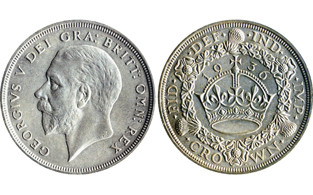Rarities near face value: London coin-buying stints fruitful