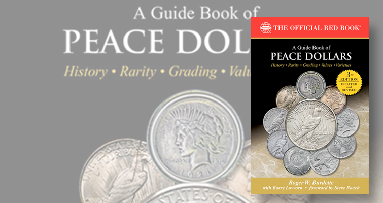 Guide Book of Peace Dollars