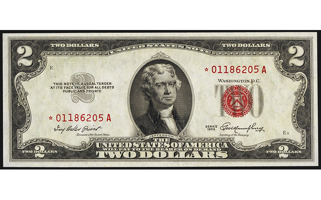 When large got small: Emergence of small-size notes leads to standardization of portraits on U.S. paper money