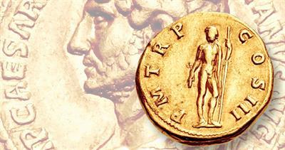 Hardian gold coin