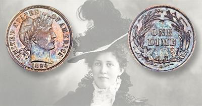 Mercury Dime Shotgun Roll ~ Full /& Unopened ~ Colorado National Bank ~ 50 Coins