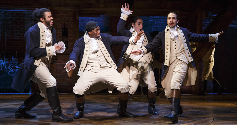 'Hamilton' cast may save Hamilton on $10 Federal Reserve note