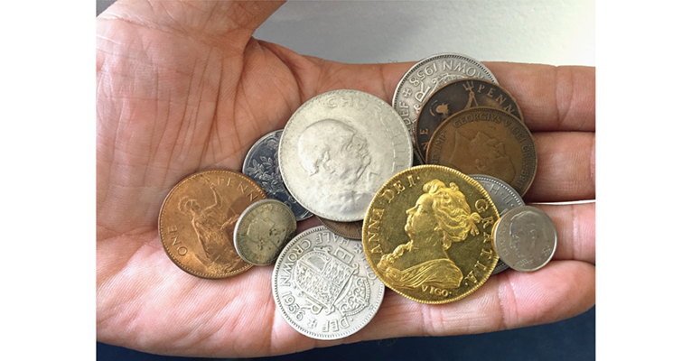 handful-of-coins