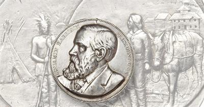 Benjamin Harrison medal