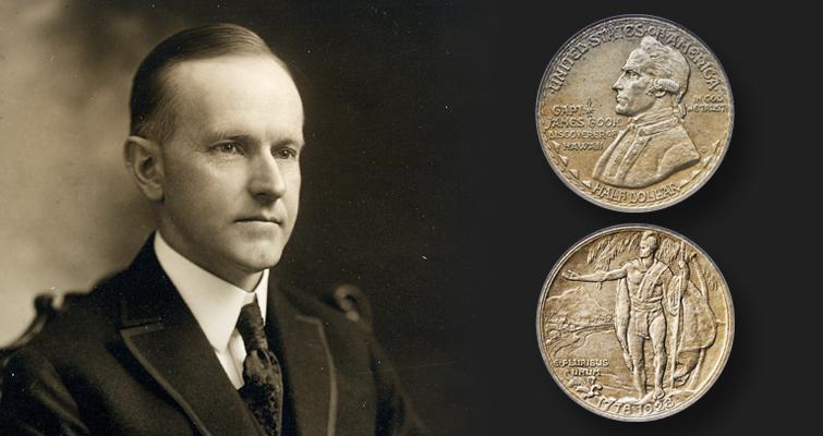 1928 Hawaii half dollar