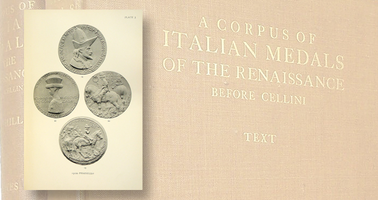 Key Renaissance medal catalogs in Kolbe-Fanning auction