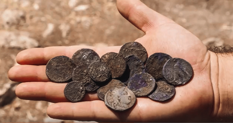 How Did 4th Century Roman Coins Make It To Japan Coin World