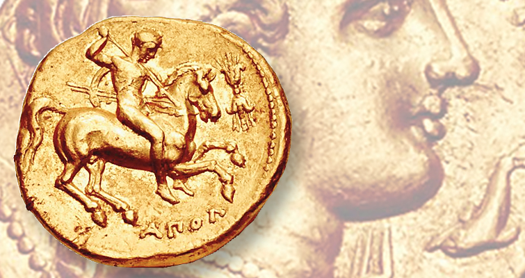 Symposium includes review of horses on Greek coins