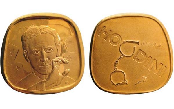 houdini-gold-jewish-american-hall-fame-medal