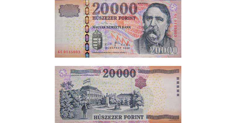 hungary-20000--forint-note-old