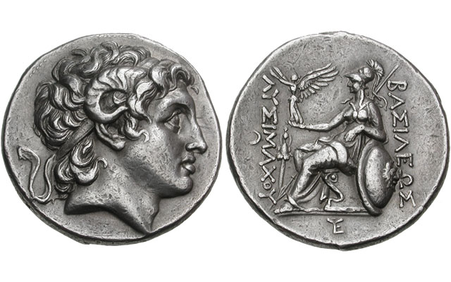 Lysimachus Dynasty Honored On Many Ancient Coins