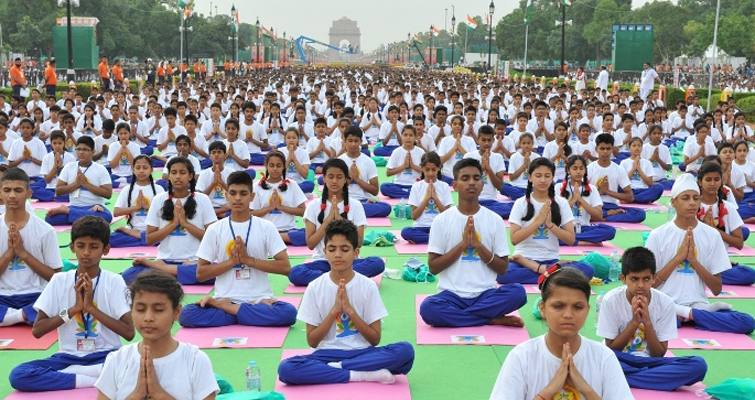 India plans circulating commemorative coin for International Yoga Day