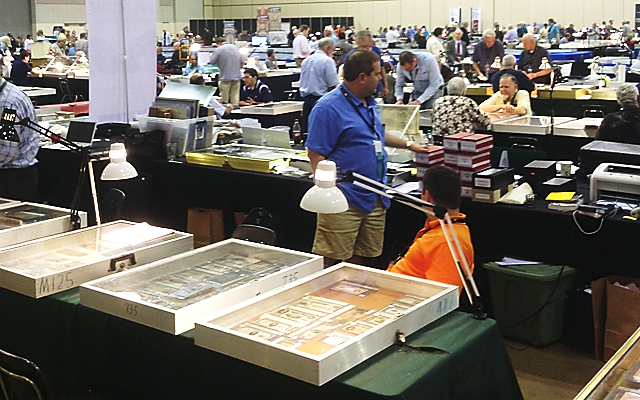 2016 dates for International Paper Money Show in Memphis announced