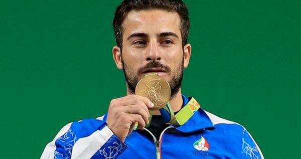 iranian-lifter-medal-lead