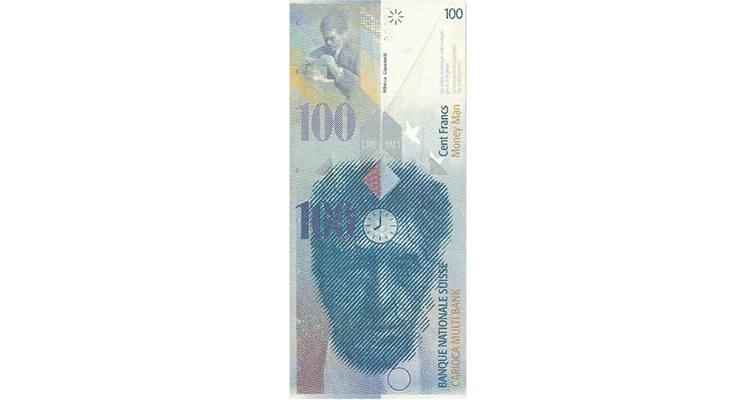 Bosco 100 Swiss franc