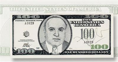 Bosco 100-dollar bill