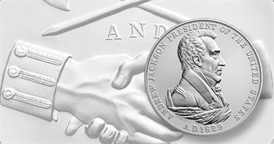 Jackson silver medal