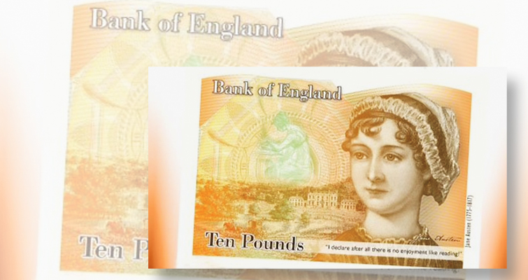 Bank of England new polymer £10 note