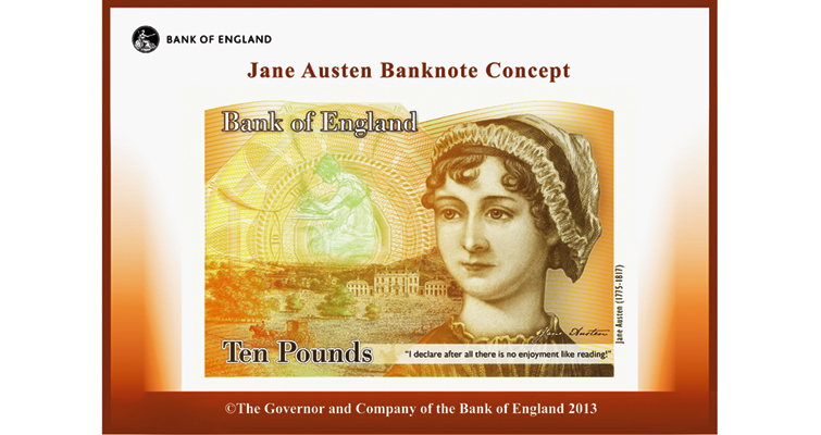 Bank of England's polymer £10 note