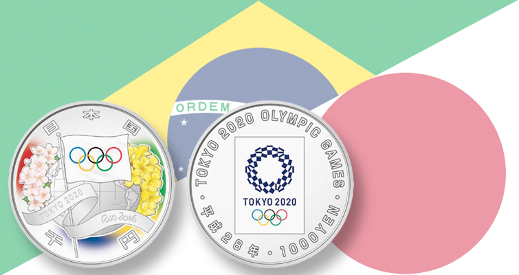Japan Mint plans coins for 2020 Summer Olympic, Paralympic Games in Tokyo