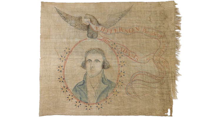 Jefferson banner 1800 long goodbye