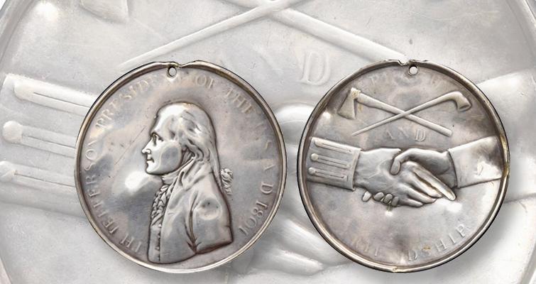 Thomas Jefferson medal