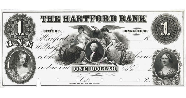 jenny-lind-1-dollar-note-hartford-bank-conn-face-ha