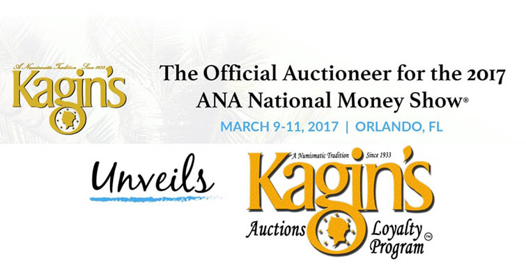 Kagin's Auctions Loyalty Program