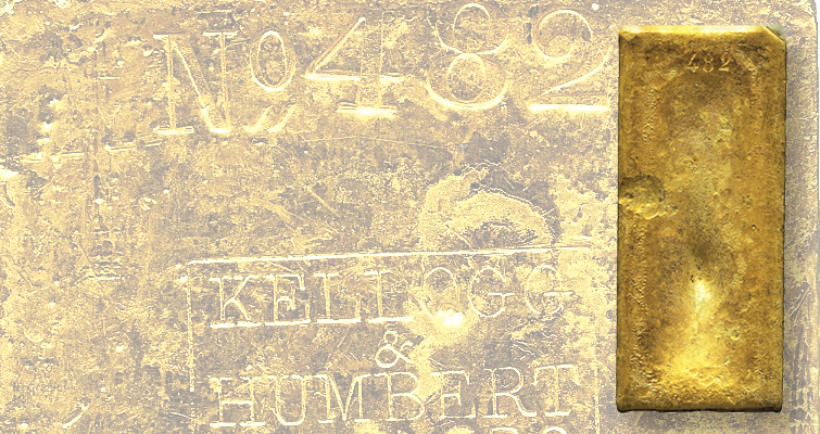 Precious metal with a historic link: gold bars from shipwreck in FUN auction