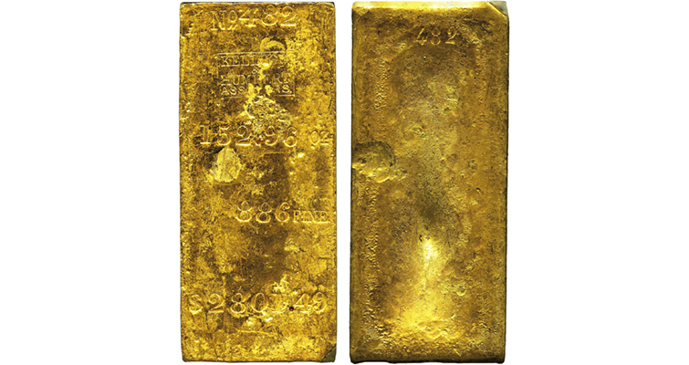 Kellogg Gold Bar merged