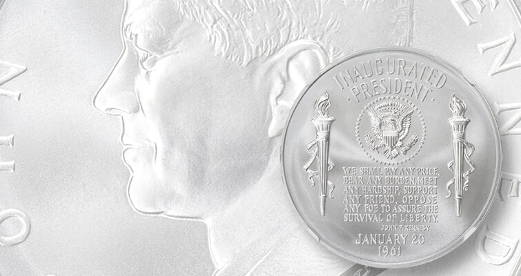 2015 Coin and Chronicles sets — John F. Kennedy silver medal: Market Analysis