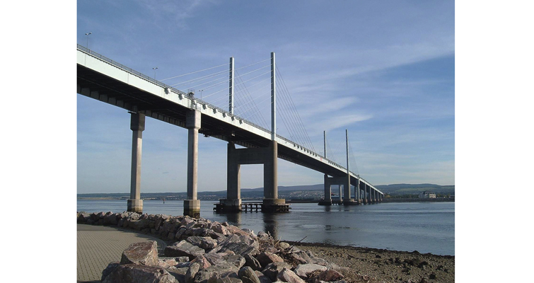 Kessock Bridge North Kessock to Inverness Scotland