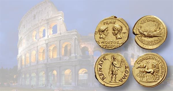 la-borde-collection-roman-aureus