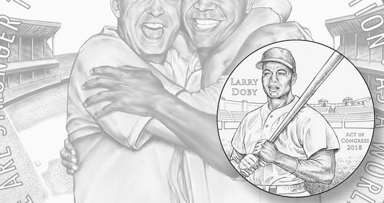 Larry Doby medal